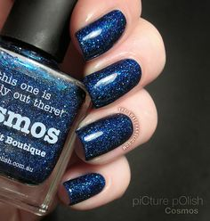 piCture pOlish Cosmos – the nail polish that became my 2012 favorite seconds after it arrived ♥