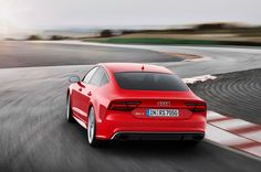 New Review 2015 Audi RS7 Sportback Release Rear View Model