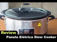 Panela Elétrica Slow Cooker Electrolux