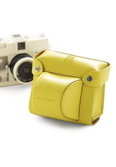 Safe Trip Diana Mini Case in Buttercup Yellow