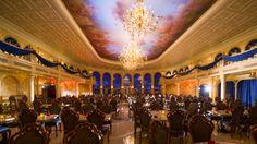 Walt Disney World, Dining - Be Our Guest Restaurant
