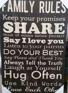 my family motto