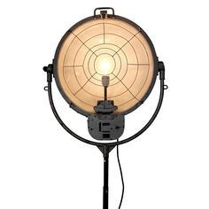 Statny | Very rare old Russian film studio lamp  Russia  1930's