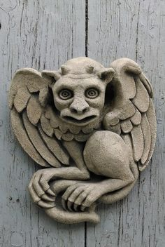 The Hypnotist - gargoyle creations from CastShadows Studio (Richard Chalifour, Niantic, CT - USA)