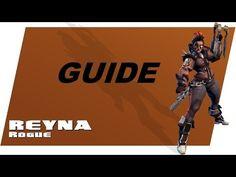 Battleborn Reyna Guide - #Battleborn #Reyna #Guide #Healer