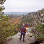 A Collaborative Duo Pokes Fun at Plein Air Painting Through Photographic Series