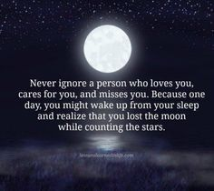 Lessons Learned in Life | Never ignore a person.