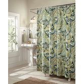 Found it at Wayfair - Island Breeze Shower Curtain