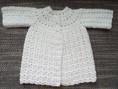 Baby coat Baby Coat, Sweaters, Handmade, Fashion, Moda, Hand Made, Fashion Styles, Sweater, Fashion Illustrations