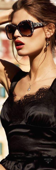 Bianca Balti for Dolce&Gabbana | LOLO❤︎
