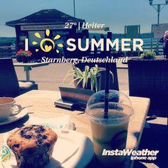 #Starnberg #starnbergersee #lakestarnberg #bavaria #alps #alpen #summer #sommer #oberbayern #oberland #coffeefellows #seepromenade #bayern