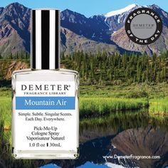 Receive Mountain Air for 25% off today only with code HIKE. On Take A Hike Day, we're showcasing the scent inspired by the crisp, clean and cool mountain air of Alaska. Although your hike may not take you to Alaska, our version attempts to bring you there. Our Mountain Air fragrance is a personal attempt, by our CEO, Mark Crames, to capture one of the most amazing vacations of his life.