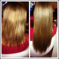 Hair extencions