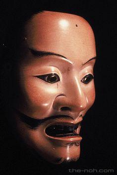 Ayakashi (怪士)- A máscara é usada para o fantasma de um comandante militar que morreu com um forte rancor. É considerada uma obra-prima, uma vez que descreve tanto a dignidade quanto seu coração. Ele tem olhos oblíquos de anéis de metal brilhante, significando que o personagem tem um caráter e uma forte vontade contra este mundo.
