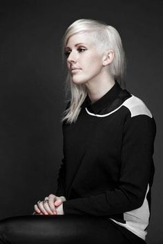 Ellie Goulding one of the best songwriters, singer, and she is British! great fashion sense!!