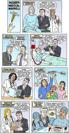 AlterNet Comics: Brian McFadden on Modern Medical Marvels | Alternet