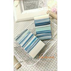 stripes - handmade soap by 林庭筑
