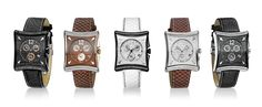 The DIAMOND Watch Family of the Quattros