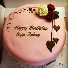 It's the best way to wish birthday to friends and relatives with their name on happy birthday images. Get happy birthday noor cake and share with your loved one. Birthday Wishes With Name, Friends Birthday Cake, Blue Birthday Cakes, Birthday Cards, Birthday Message, Birthday Bash, Birthday Celebration, Chocolate Cake With Name, Happy Birthday Chocolate Cake
