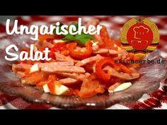 Ungarischer Salat (von: erichserbe.de) - Essen in der DDR: Koch- und Backrezepte für ostdeutsche Gerichte | Erichs kulinarisches Erbe
