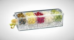 Cool! Bar Cocktail Container with Ice | 20 Drink Dispensers and Pitchers for Your Next Party