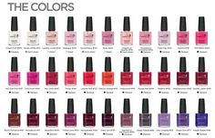 What is Vinylux   Learn About Vinylux Nail Polish & Colors   CND