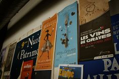 Agence Poa Plume in Bordeaux / by Fabien Barral / via www.graphic-exchange.com