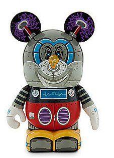Disney Vinylmation - Mickey Bot - Robots 3