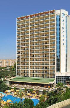 Hotel RH Princesa - Fachada