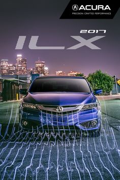 Jewel Eye® LED headlights come standard on all trims of the 2017 ILX, allowing every driver to experience colors more vividly and help reduce fatigue when driving at night. Check out acura.com/ilx and find out more today.