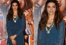 Deepika Padukone is back with a bang! Yesterday the makers of Tamasha (her upcoming movie with Ranbir Kapoor) released the trailer. Of course, the release of this trailer was no small feat and it turned out to be one big happy party!Deepika Padukone, not the one to be dressed down ...