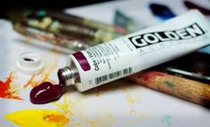 The 8 key differences between Artist quality vs Student grade acrylic paints