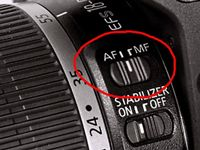 How to Take Action Shots with a Canon EOS Rebel T1i/500D - For Dummies