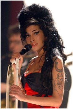 Amy Winehouse had a house in Camden, London