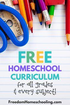 Kindergarten Homeschool Curriculum, Homeschool Preschool Curriculum, Homeschool Supplies, Curriculum Planning, Homeschooling Resources, Online Homeschool Programs, Freebies, Youtube, Freedom