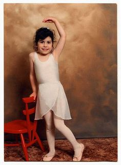 Amy Winehouse, ballet. 1988