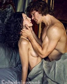 #SamHeughan and #CaitrionaBalfe as hot #JamieFraser and #ClaireFraser . Via…