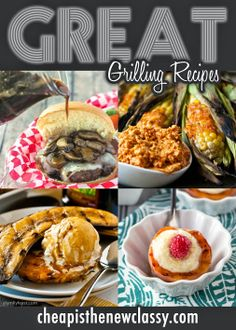 Do you plan to #grill out this weekend? If so, check out these 12 #GrillingOut…