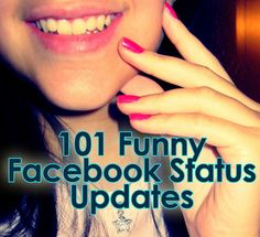 funny quotes for facebook status updates