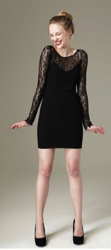 party dress {a great lbd}