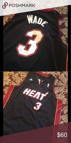 D. Wade adidas basketball jersey Number 3 Dwayne wade adidas Other