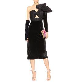 Johanna Ortiz - Malagueña velvet dress - mytheresa.com