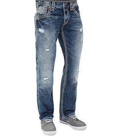 Rock Revival Quity Slim Straight Jean