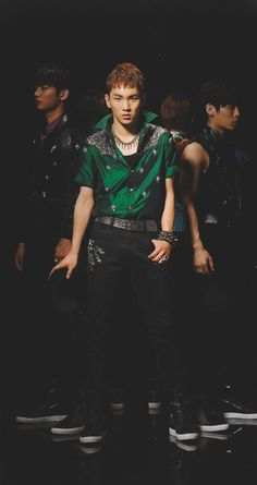 Key ♡ #SHINee  // Dazzling Girl