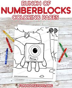 Get ready for some coloring fun with printable coloring pages from Fun House Toys. These printable are perfect for hands-on learning with your child and having fun coloring their favorite cartoon. #Preschool #PreschoolArt #ToddlerActivities #KidsActivities #Preschooler #Pre-K #ToddlerCraft #BusyToddler #Kindergarten #Homeschool #PlayBasedLearning #ToddlerFun #KidsPlay #LetThemPlay #CraftForKids #FirstGrade #KidsArt #KidArt #CreativeKids #Homeschooling #KindergartenTeacher #PreschoolTeacher Toddler Fun, Toddler Crafts, Toddler Activities, Fun Printables For Kids, Kindergarten Teachers, Preschool Art, Creative Kids, Have Some Fun, Printable Coloring Pages