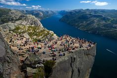 NORWAY-UNIQUE NATURAL PARADISE Norway located on western part of Scandinavian Peninsula is country that is known by some amazing things. Once in your life
