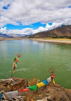 Lhasa, Brahmaputra River, Golf Courses, Desktop