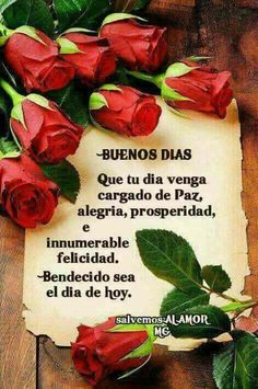 Morning Greetings Quotes, Morning Messages, Good Morning Good Night, Good Night Quotes, Spanish Greetings, Gods Love Quotes, Cute Love Images, Happy Birthday Images, Prayer Quotes