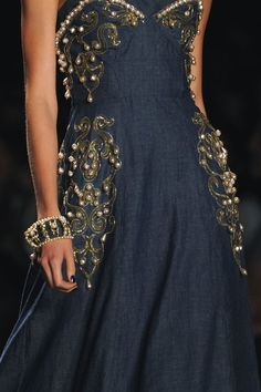 Anna Sui Spring 2013 RTW Collection