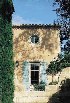The Manoir Oustau de Baumanière Les Baux de Provence